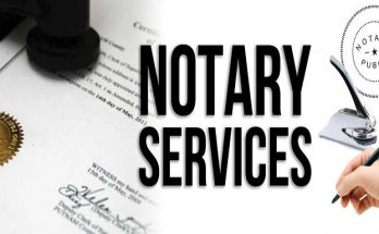 Notary Services Los Angeles