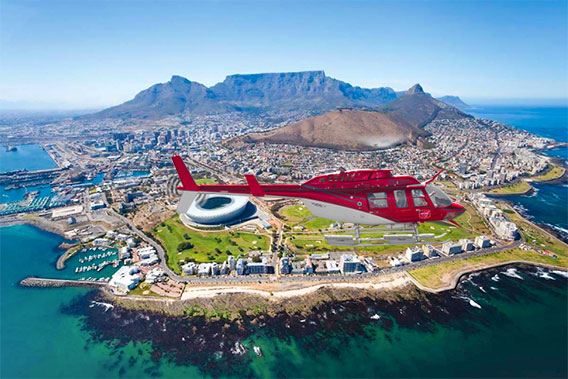 Four Things to Do in South Africa